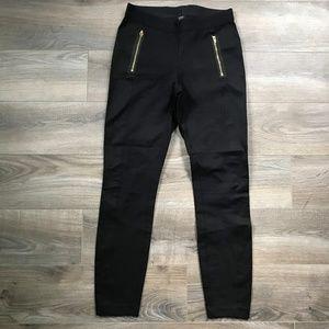 J. CREW Paneled Pixie Pant with Zip Pockets | 2